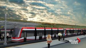 Green Line LRT project among top election priorities for the City of Calgary