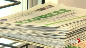 Saskatoon Express newspaper's demise leaves void for local readers
