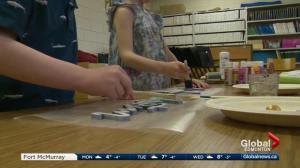 Program lets Edmonton children gain exposure to art