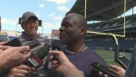 RAW: Blue Bombers Richie Hall – June 19