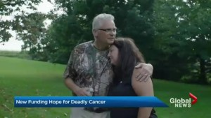 New funding hope for deadly cancer