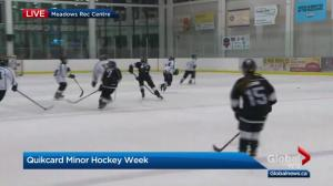 Excitement builds for Quikcard Edmonton Minor Hockey Week