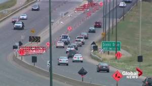 Tis the season: Summer construction set to begin in Lethbridge