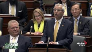 Ontario Budget 2019: PCs says budget will be balanced in five years