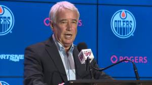 Chiarelli returning as Oilers G.M.: Bob Nicholson