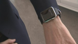 Airport Apple watch
