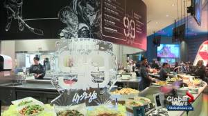 Rogers Place gets ready to open new restaurant at Oilers home opener