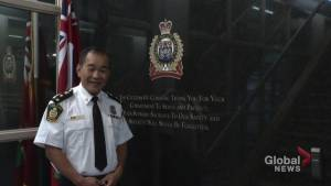 Liu leaving role as Cobourg Police Service's chief of police