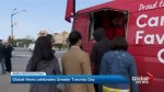 Small Act of kindness at Greater Toronto Day in Mississauga