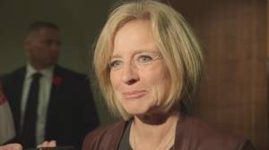 Alberta premier warning of risk if Trans Mountain pipeline doesn't go ahead