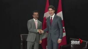 Pitching Canada as attractive for international investment