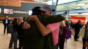 Long-lost siblings reunited after more than 60 years of separation