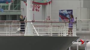 Record number of cruise ship passengers descend on Vancouver