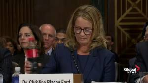 Christine Blasey Ford explains why she agreed to a polygraph test