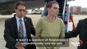 Luka Magnotta's mom on the moment she learned about what her son had done