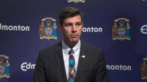 Edmonton mayor-elect Don Iveson speaks about diversity on council