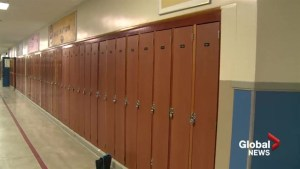 Interview with school trustee on aging Rutland Middle School