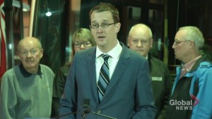 McNaughton announces public transit stream for municipalities outside GTA