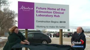 Alberta NDP takes next step in moving lab tests to a fully public system