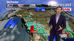 Edmonton Weather Forecast: May 11