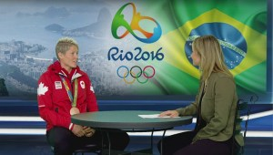 Extended: Interview with Olympic medallist Jen Kish
