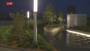 True North Square: Public plaza officially opens