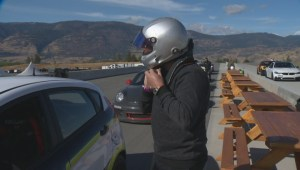 Area 27 racetrack promotes safe driving on public roads in wake of McLaren crash