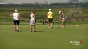 Canadian Women's Open visits Saskatchewan for the 1st time