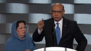 Donald Trump doubles down in attack on parents of Muslim U.S. Army Captain