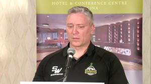 Humboldt Broncos discuss their plan to divide proceeds of GoFundMe