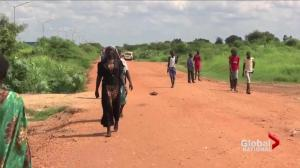 How Canada helps the starving in South Sudan