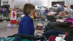 Overflow of items leads to early closure of donation centre