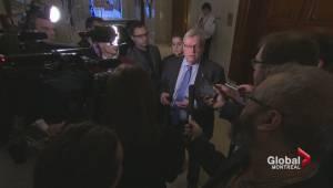 Liberals would replace Gaétan Barrette as health minister