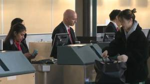 New rules regarding airlines' treatment of passengers begin Monday