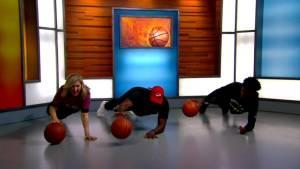 Wayne Dawkins' basketball academy
