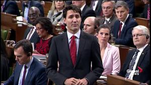 Ambrose welcomes Biden to Canada; asks Trudeau what he's doing to help Canadians get jobs