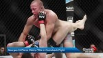 UFC's Georges St-Pierre returns to Octagon victorious