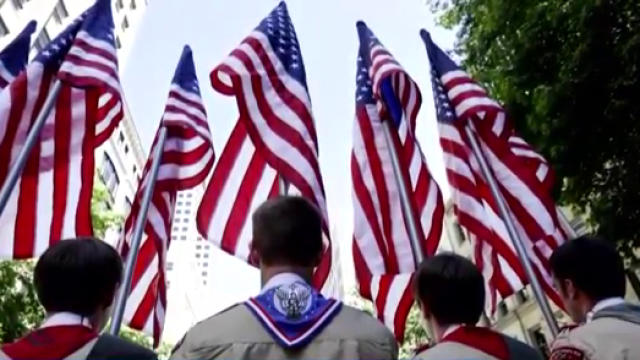 Click to play video: 'Nearly 8,000 Boy Scout leaders accused of sexual abuse'