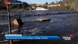 Cottage country residents brace for heavy rains