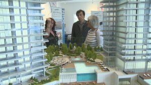 Sales and interest strong at major condo development in downtown Kelowna despite controversial speculation tax