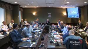 Saint John financial action plan criticized by police association