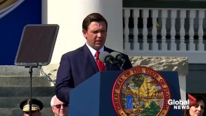 Governor Ron DeSantis vows 'no sanctuary cities' in Florida