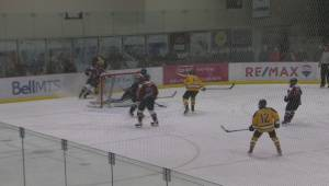 HIGHLIGHTS: High School Hockey Final – Sturgeon Heights vs Garden City