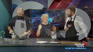 Chartier cooks French Canadian food in the Global Kitchen (1/3)