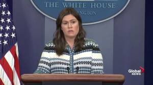 WH: Expects negotiations to be wrapped up in 30 days on tariffs for steel, aluminum