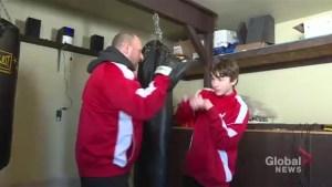 Moncton teen preparing for international karate tournament