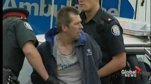 Man arrested in distillery district a 'career criminal'