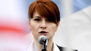 U.S. candidate for Congress talks about interaction with Russian agent Maria Butina