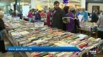 Buying books to help the Children's Hospital