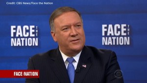 CIA Director Pompeo assures military confrontation with North Korea is 'not imminent'
